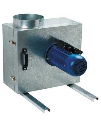 Vents KSK 200 4E Hangszigetelt Külső Motoros Ventilátor