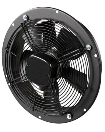 Vents OVK 2E 200 Egyfázisú Axiális Fali Ventilátor