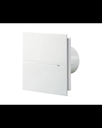 Vents 100 Quiet Syle Energiatakarékos Alacsony Zajszintű Ventilátor Zárt Előlappal