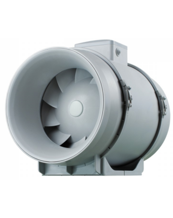 Vents TT 200 Pro Nagyteljesítményű Ipari Csatornaventilátor Műanyag Házzal 2 Fokozatú
