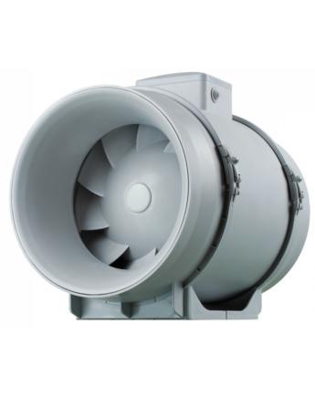 Vents TT 160 Pro Nagyteljesítményű Ipari Csatornaventilátor Műanyag Házzal 2 Fokozatú