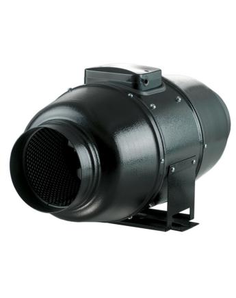 Vents TT-Silenta-M 200 Hangszigetelt Csatornaventilátor Fekete Polimer Bevonatú Acélházban