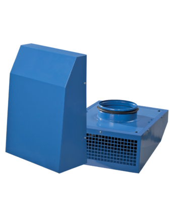 Vents VCN 125 Külső Fali Elszívó Ventilátor