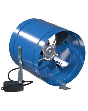 Vents VKOM 150 1 Fázisú Axiál Ventilátor Műanyag Borítású Acélházban