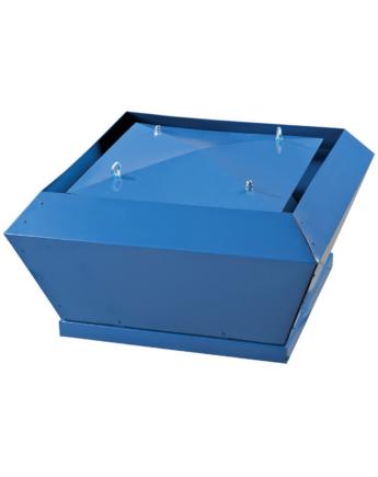 Vents VKV 2E 250 Radiális Tetőventilátor Műanyag Bevonatú Acélházban