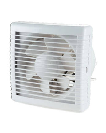 Vents VVR 180 Háztartási Ventilátor Ablakba Építhető Visszacsapószeleppel