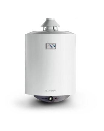 Ariston 120 V CA Tárolós rendszerű kéményes fali gázüzemű vízmelegítő