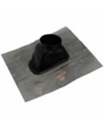 Ariston Tetőgallér ferde tetőre, fekete