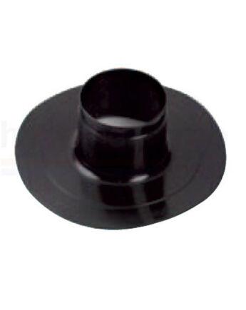 Ariston Tetőgallér lapostetőre, fekete