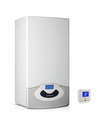 Ariston GENUS PREMIUM NET 24 kondenzációs kombi gázkazán távvezérlő rendszerrel