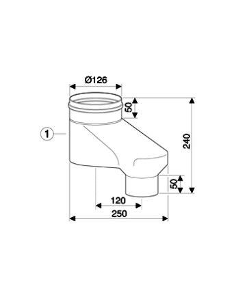 Bosch AZ 406 Átalakító elem