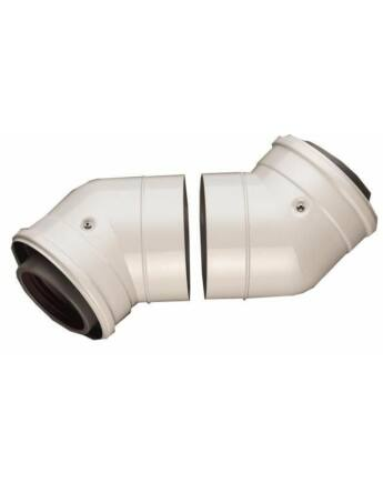 Bosch AZB 640/1 2db 45°-os ív