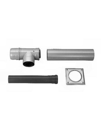 Bosch AZB 616/1 Vízszintes bekötőkészlet