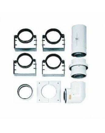 Bosch AZB 617/2 Égéstermék-elvezető készlet