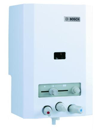 Bosch Therm 4000 OC W 125 V2 P kémény nélküli pielzo gyújtással