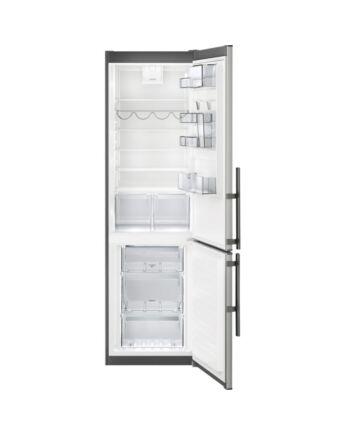 Electrolux EN3854MFX kombinált hűtő/fagyasztószekrény