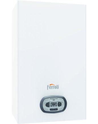 Ferroli Bluehelix Tech RRT 24H fali fűtő kondenzációs gázkazán 24 kW