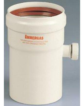 Immergas Ø 60/100 mm-es kondenzvíz ellenőrző