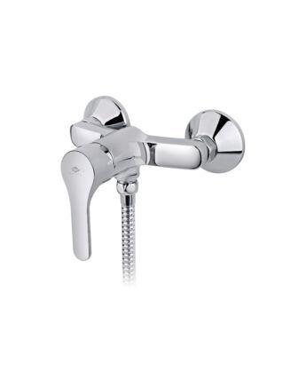 Mofém Pro Zuhany csaptelep zuhanyszettel