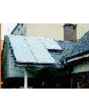 Tartókészlet ferde tetőre 1 darab ES2V/5,23S kollektornak