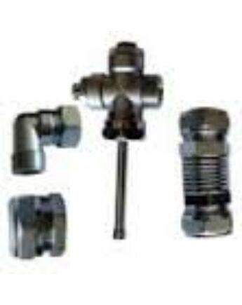 Immergas Csatlakozó készlet 4 darab E-PVT 2,0 kollektorhoz