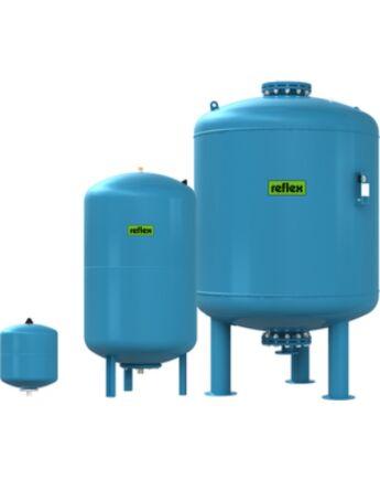 Reflex DE Tágulási tartály vízre 16 bar 100 L