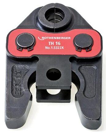 Rothenberger Normál préspofa Romax 3000 présgéphez TH 20
