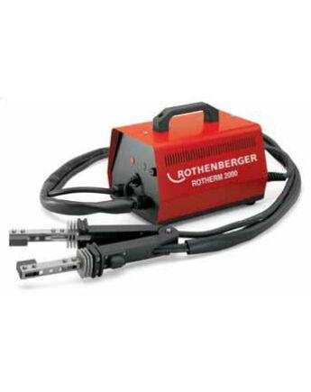 Rothenberger ROTHERM 2000 Elektromos lágyforrasztó készlet
