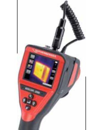 Rothenberger ROSCOPE® i2000 ROSCAN 150 modul + Modul TEC