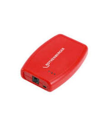 Rothenberger Red Box, Data Viewer szoftver, csatlakozó kábelek és külső tápegység