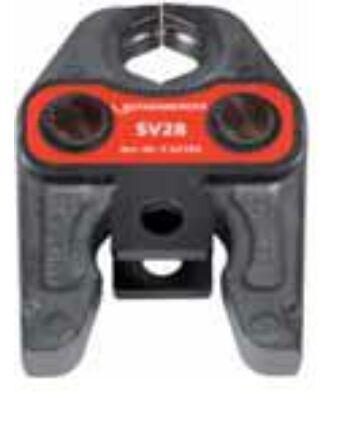 Rothenberger Normál préspofa Romax 3000 készülékhez SV kivitel