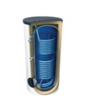 Bosch AS 300 DUO / 8 bar HMV tároló 2 hőcserélővel