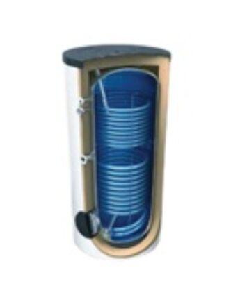 Bosch AS 500 DUO / 8 bar HMV tároló 2 hőcserélővel