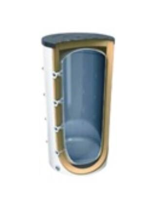 Bosch AT 1500 / 3 bar Fűtési puffertároló hőcserélő nélkül