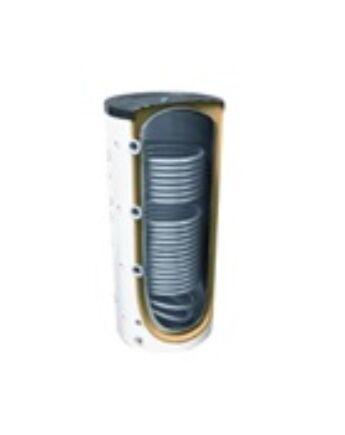 Bosch AT 2000 / 3 bar DUO Fűtési puffertároló 2 hőcserélővel