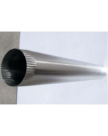 Alu Füstcső 130/500 mm