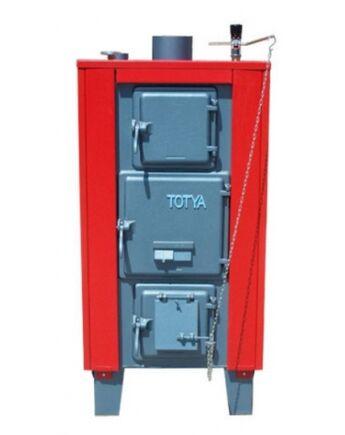Totya VR 38 Lemez vízrostélyos vegyestüzelésű kazán 38 kW