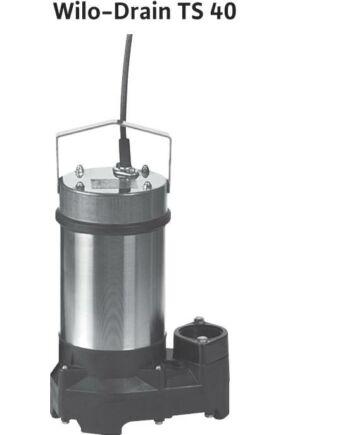 Wilo -Drain TS 40/10-A (1~230 V)